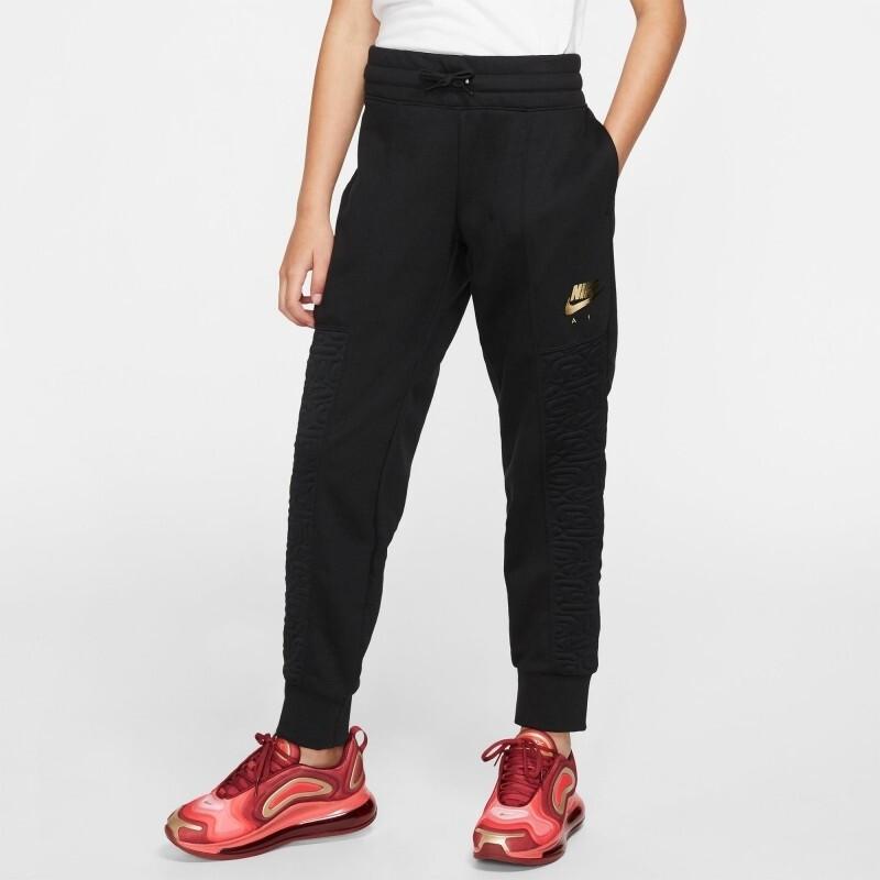 耐克 Nike 儿童 春季新款 AIR大童动休闲舒适 针织长裤BV2704-010
