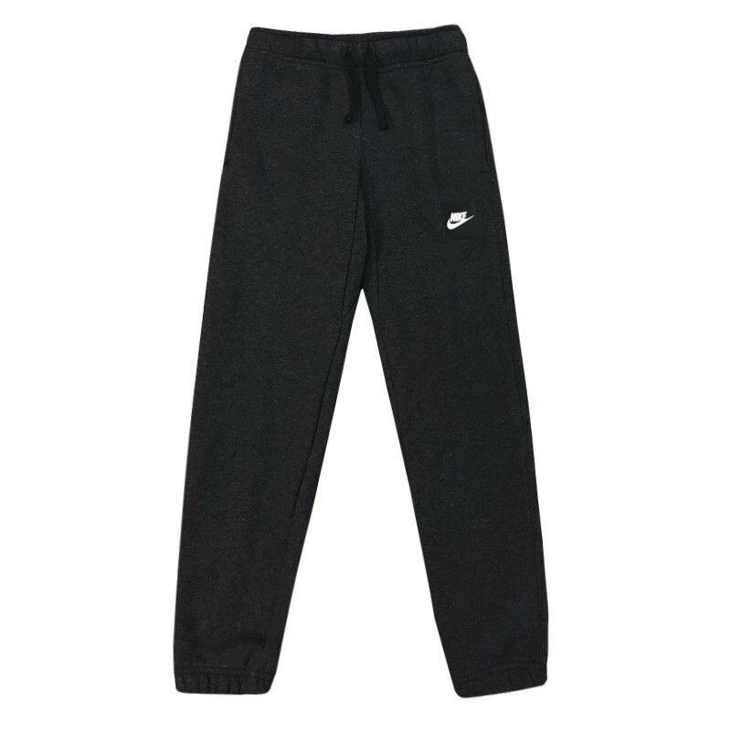 耐克 Nike 童装 新款男女大童舒适针织耐磨运动休闲长裤 CJ0170-010