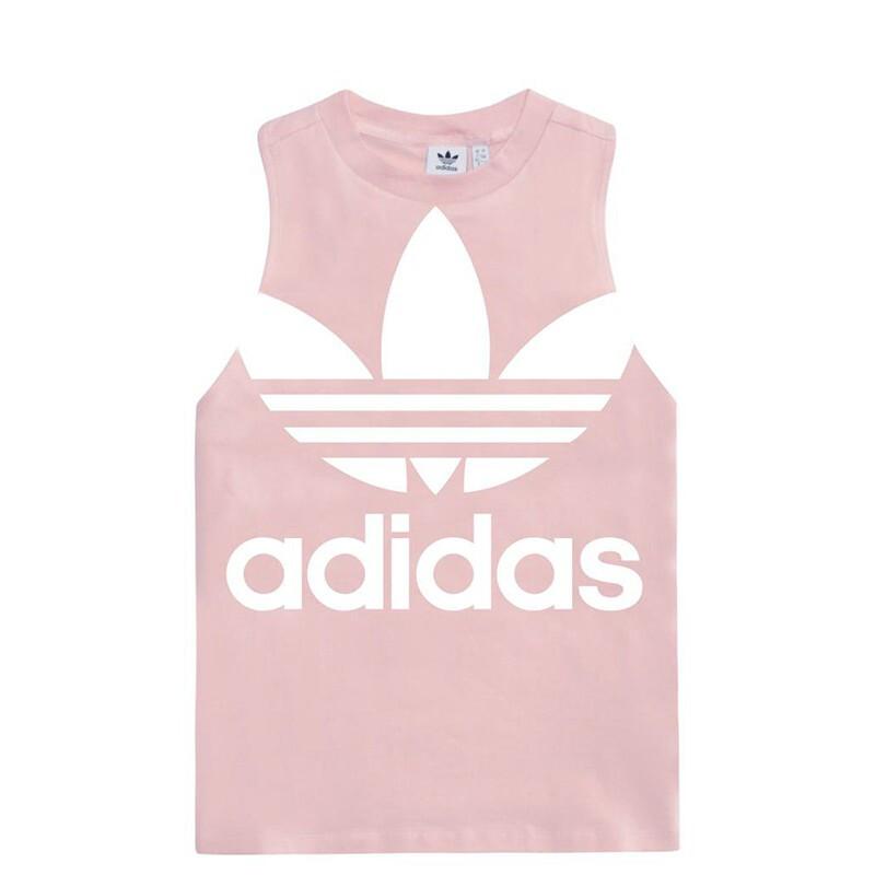 阿迪达斯三叶草 Adidas 女装  针织背心 CE5583