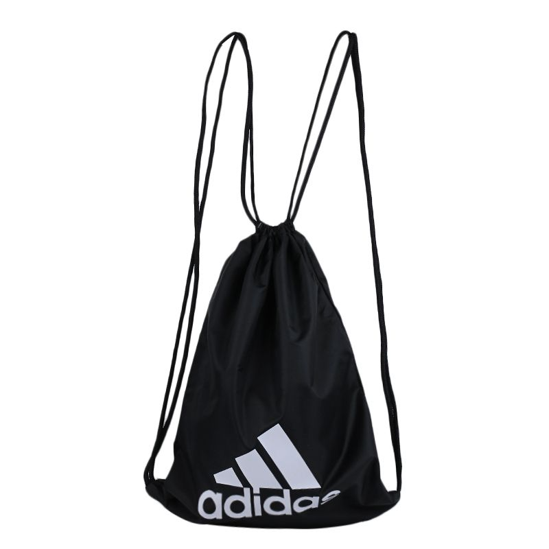 阿迪达斯adidas TIRO GS 男女 运动包抽绳双肩背包收纳包 DQ1068