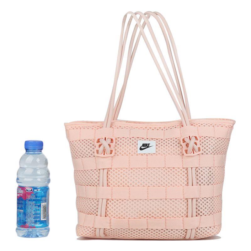耐克NIKE AIR TOTE-SM 女子 时尚手拎包户外出行单肩包收纳包 CU2607-664