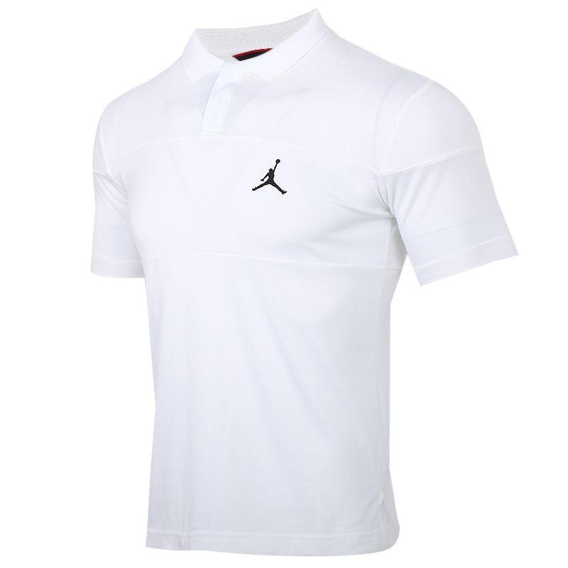 耐克NIKE JUMPMAN POLO 男装 运动服篮球训练健身时尚透气舒适休闲T恤POLO短袖 CJ4705-100