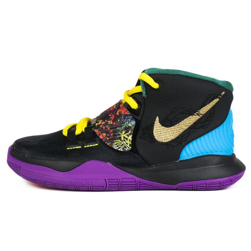 耐克 Nike 儿童 运动鞋休闲时尚高帮缓震耐磨实战篮球鞋 CQ5773-001