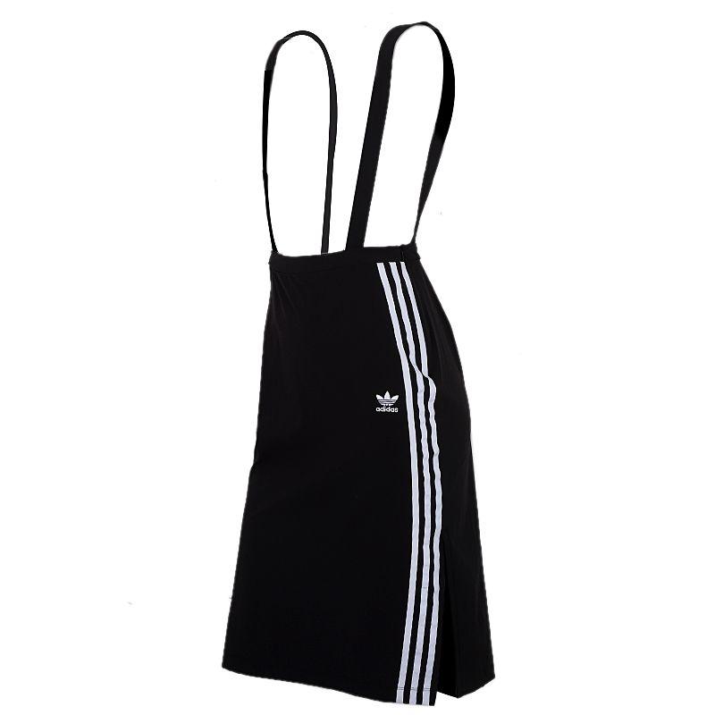 阿迪达斯三叶草  女装 舒适透气时尚半身裙 GK3657