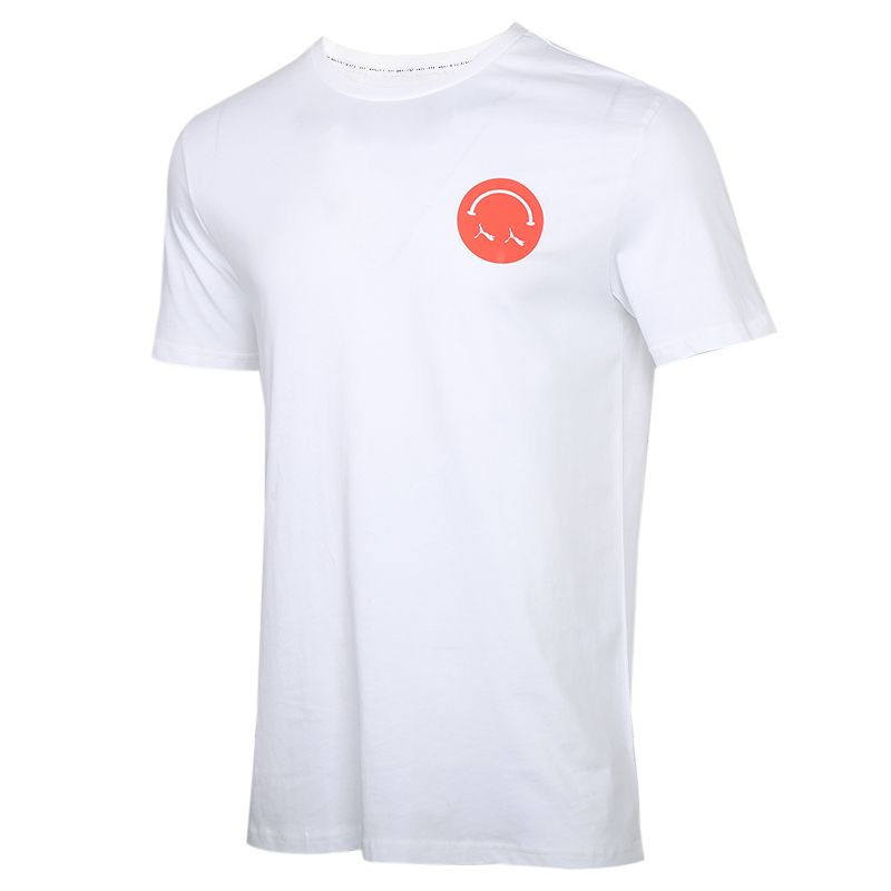彪马PUMA 男装 运动跑步训练健身快干透气舒适休闲圆领短袖T恤598627-02