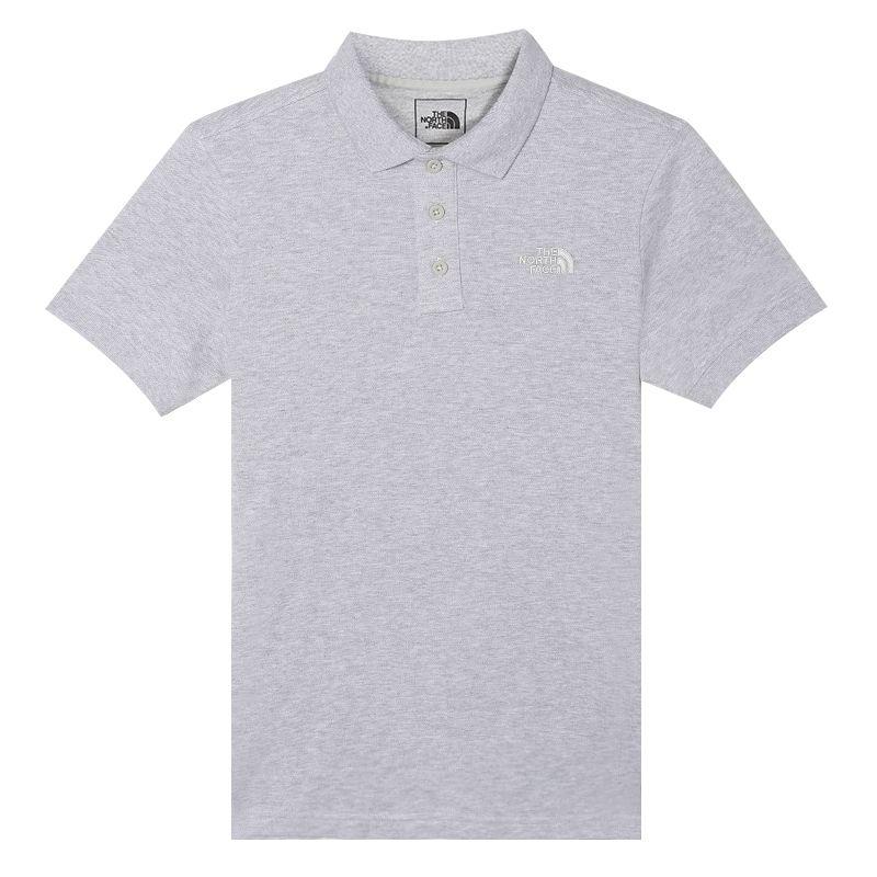 北面TheNorthFace 男装 运动服透气休闲T恤POLO衫短袖 4997DYX