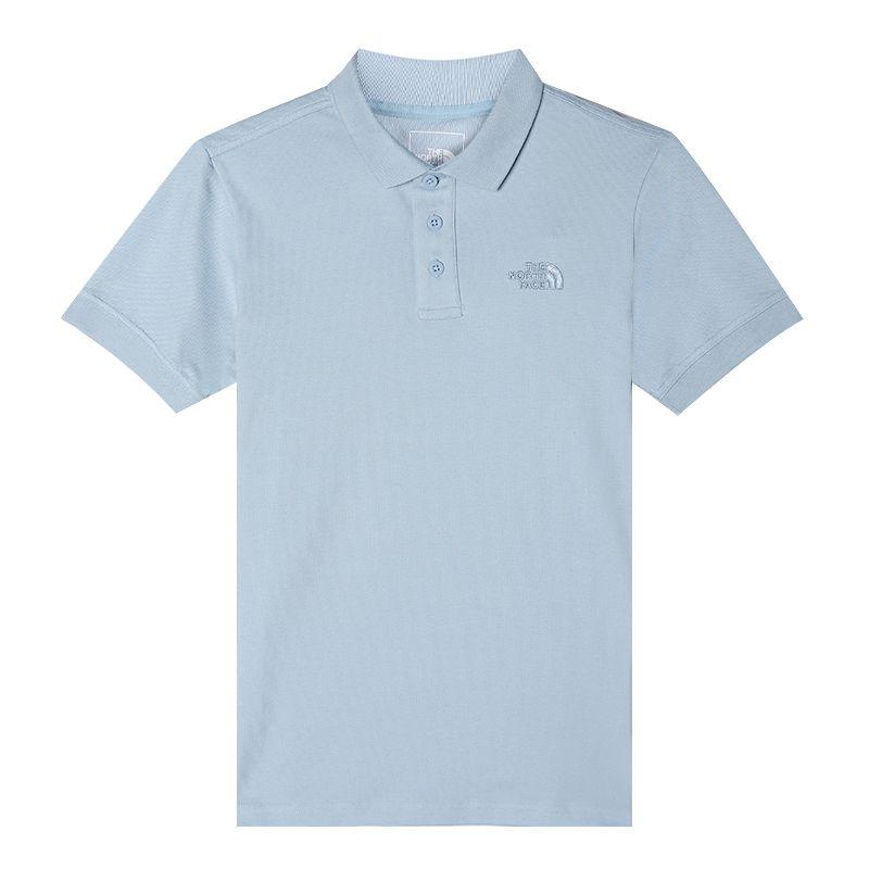 北面TheNorthFace 男装 运动服透气休闲T恤POLO衫短袖 4997HK3