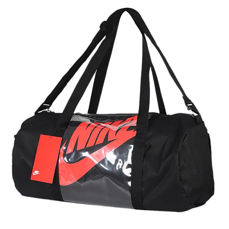耐克NIKE  HERITAGE DUFFLE-MTRL 男女 手提包大容量两用行李包  CK7916-010