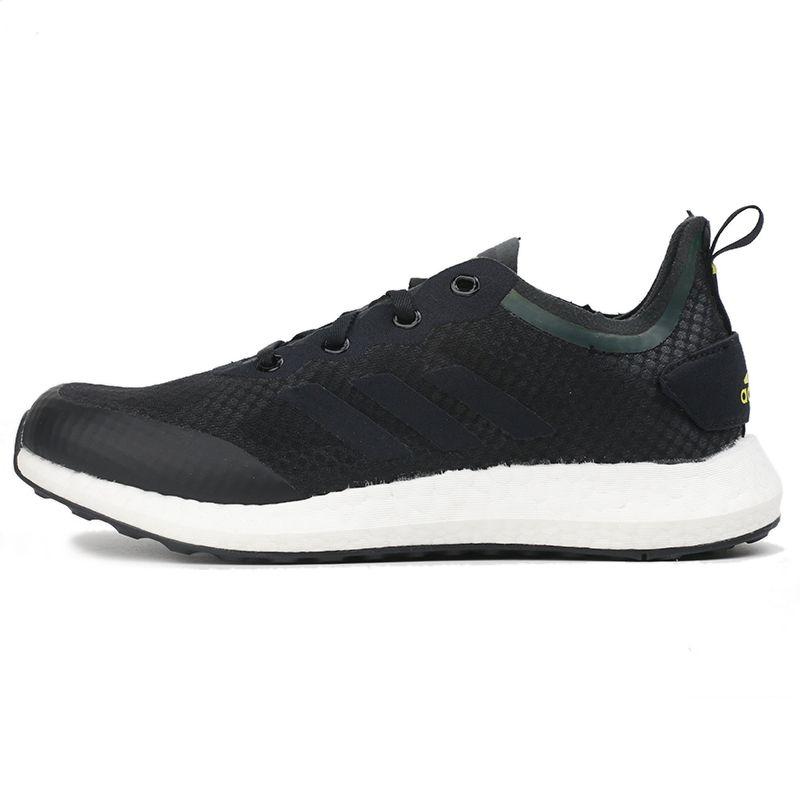 阿迪达斯adidas 大童  网面透气跑步休闲运动鞋 EG4597