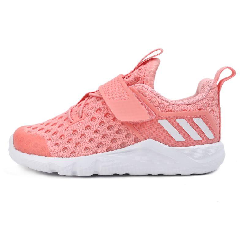 阿迪达斯Adidas 婴童鞋 休闲鞋透气运动鞋  EG1631