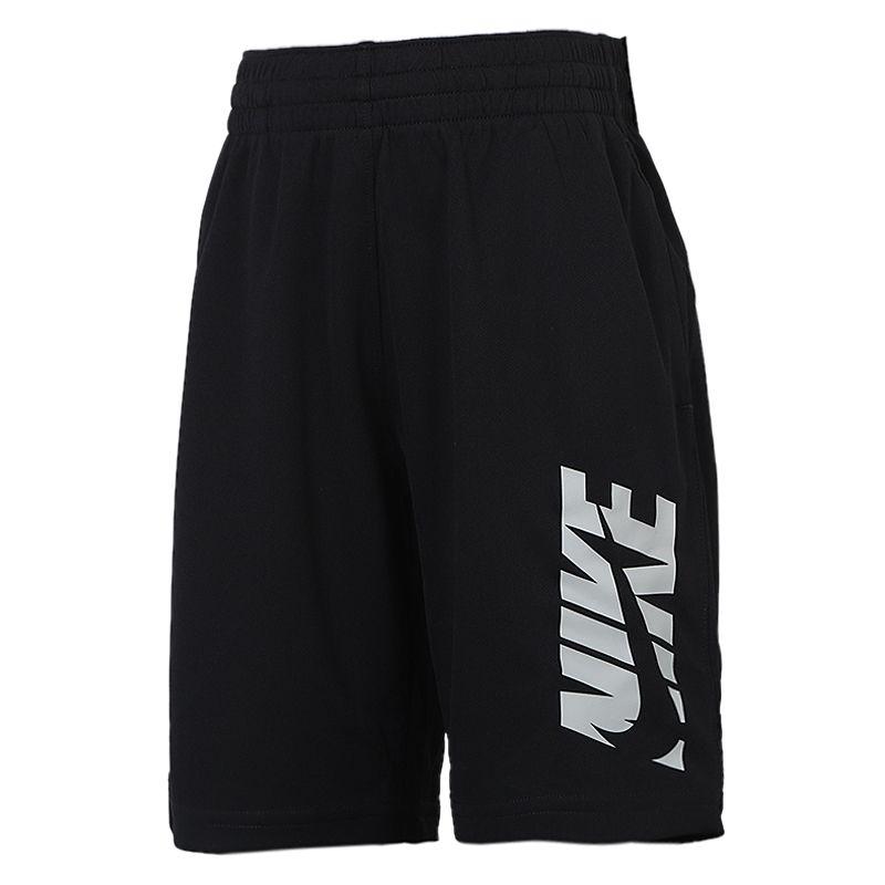 耐克NIKE  儿童 运动休闲训练透气短裤  CJ7744-010