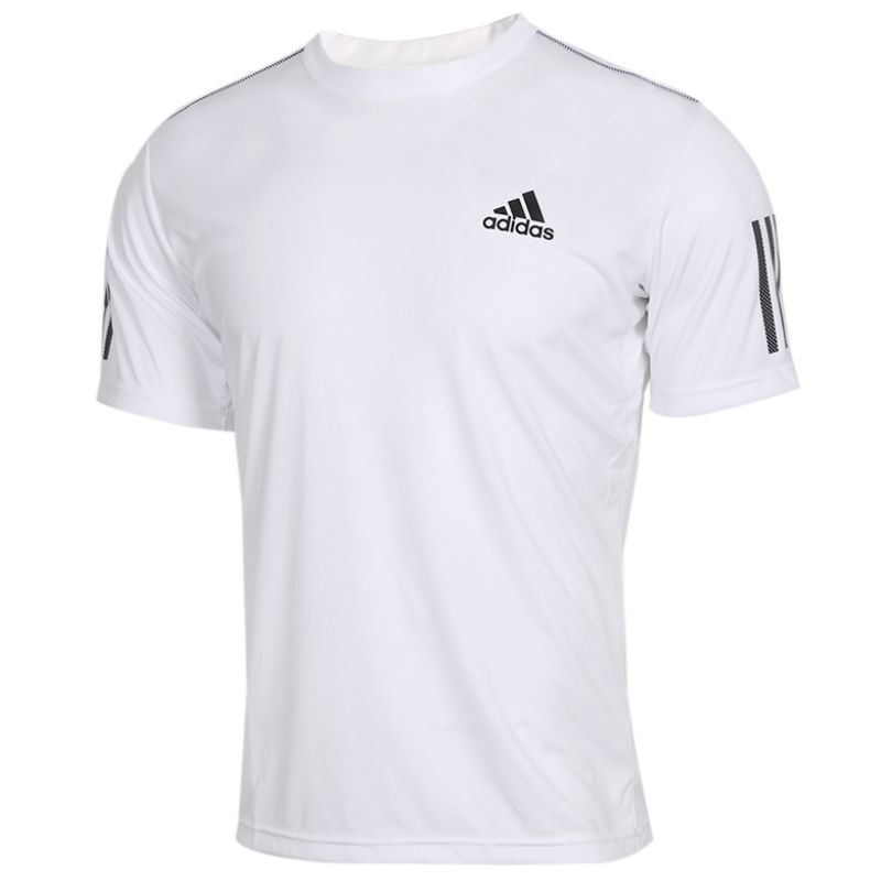阿迪达斯Adidas CLUB 3STR TEE男子短袖T恤DP2875