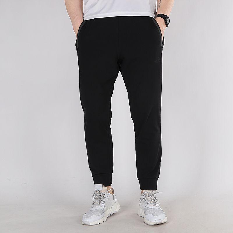 阿迪达斯adidas 男装 运动透气休闲收口小脚长裤  FT2841