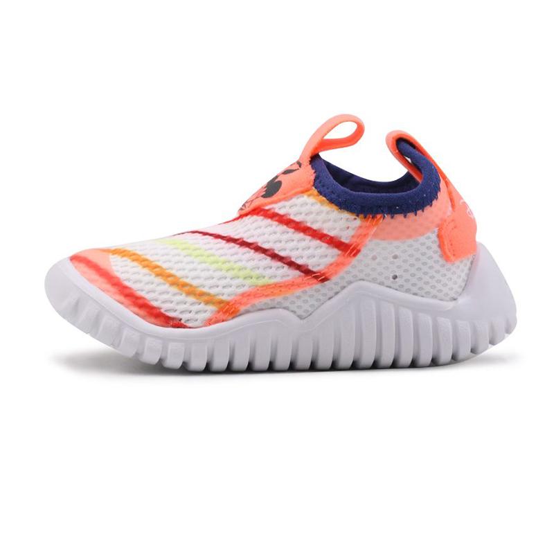 阿迪达斯adidas 儿童 运动防滑透气休闲鞋 FU7601