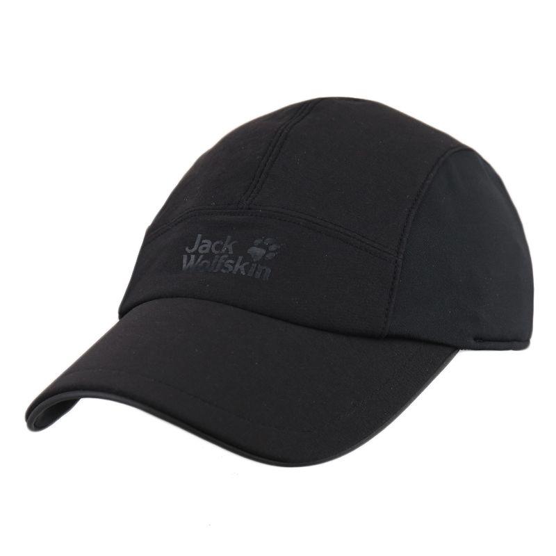 狼爪Jack wolfskin CAP 男女 透气吸湿干爽可调节休闲帽 1908391-6000
