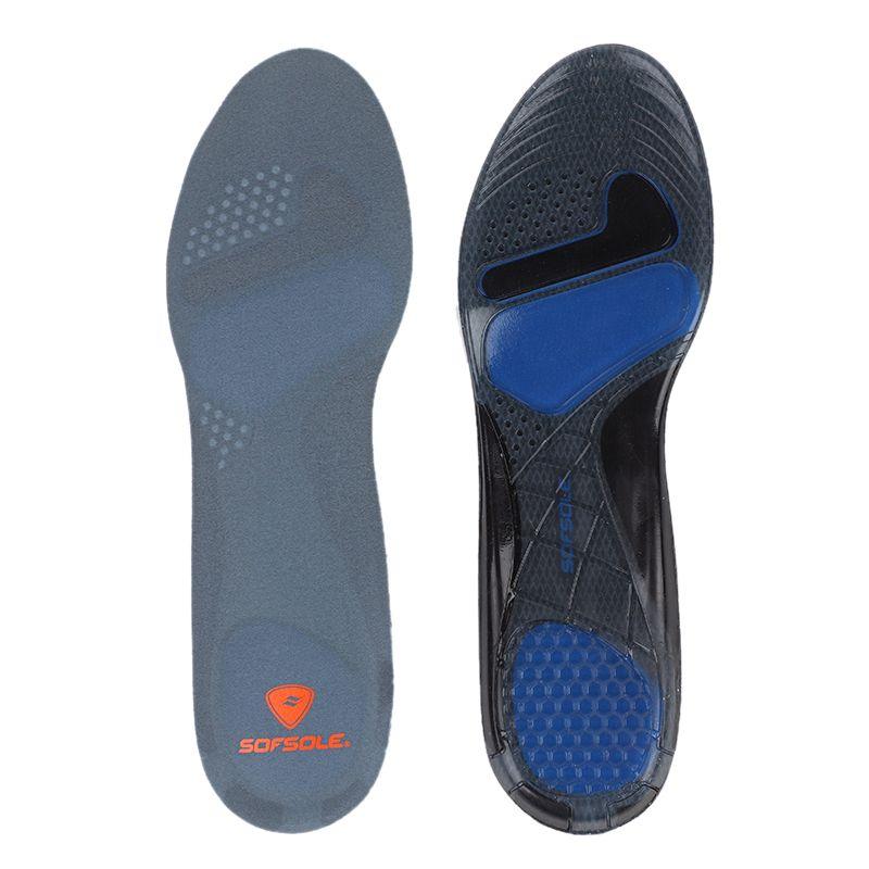 舒足速乐SOFSOLE Sofsole 男士 轻盈透气运动跑步减震舒适鞋垫 200264