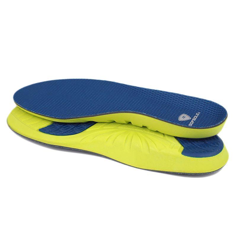 舒足速乐SOFSOLE Sofsole  男女 跑步训练减震舒适防滑鞋垫 53101