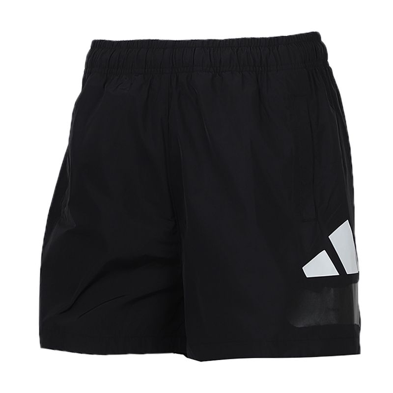 阿迪达斯adidas SUB LOGO SHORTS 女装 透气裤子梭织运动裤跑步短裤 GL5629