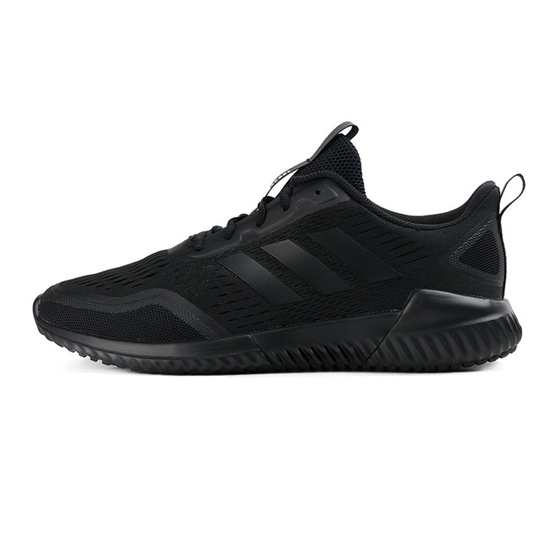 阿迪达斯adidas 男女 清风网面透气缓震休闲运动跑步鞋 FX2322