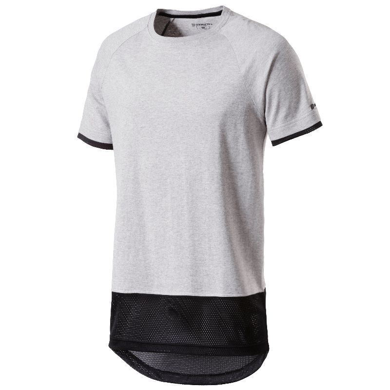 ENERGETICS 男子 透气吸湿排汗健身衣运动休闲T恤 276647-901022