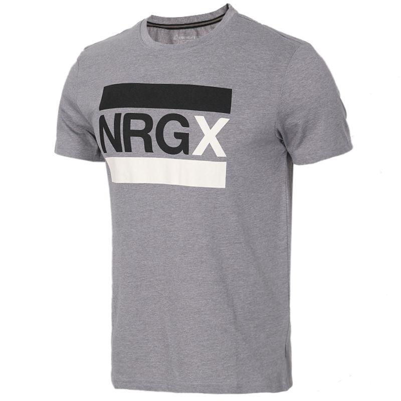 ENERGETICS  男子 休闲舒适健身透气短袖T恤 285294-022