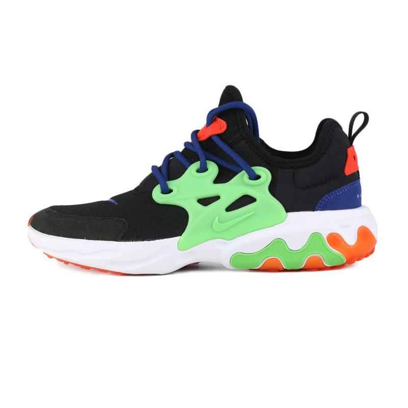 耐克NIKE REACT PRESTO (GS) 儿童 运动复古时尚耐磨舒适透气休闲训练跑步鞋 BQ4002-006