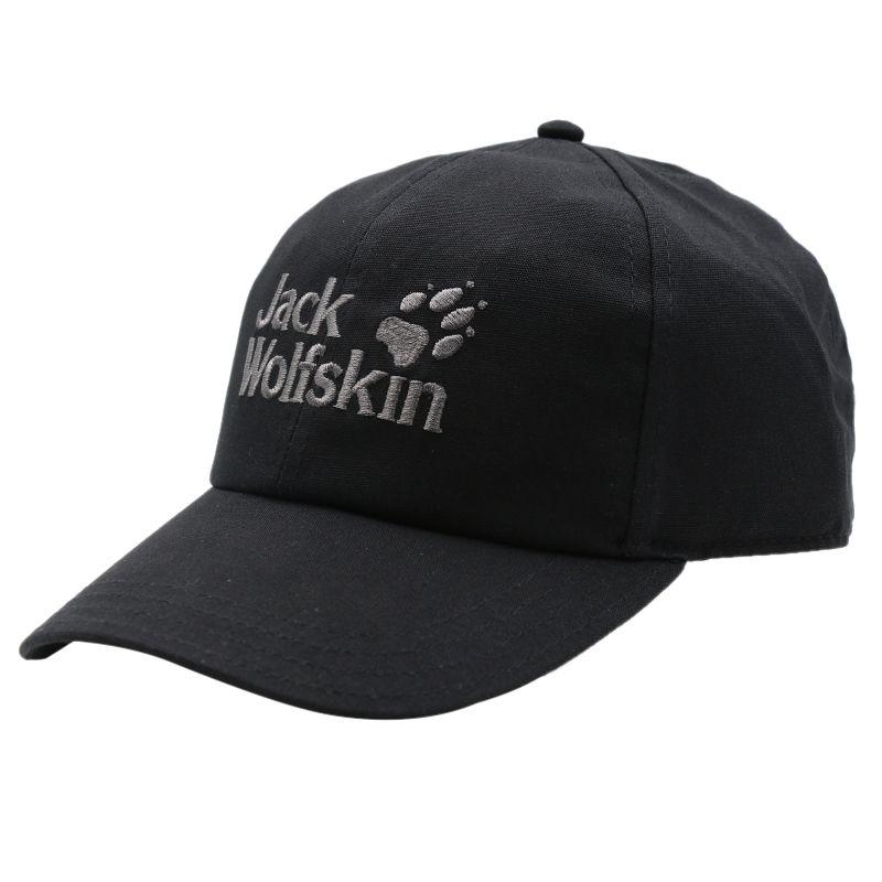 狼爪 Jack wolfskin 中性 遮阳舒适透气棒球帽子 1900671-6001