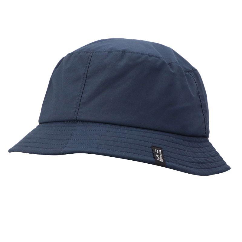 狼爪 Jack wolfskin CAP 女子 运动帽子遮阳帽休闲旅游帽渔夫帽 1908481-1010