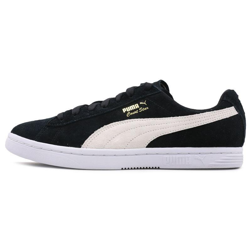 彪马Puma 中性 运动鞋复古时尚耐磨舒适透气低帮休闲鞋板鞋 366548-01