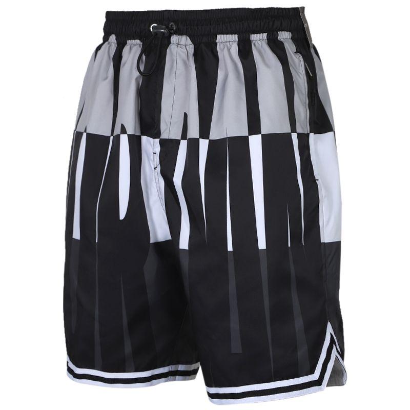 耐克NIKE  男装 运动健身训练跑步透气五分短裤 CJ4075-100