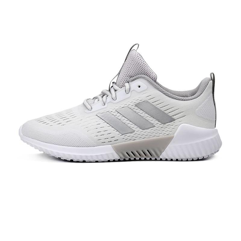 阿迪达斯adidas 男女 运动bounce减震轻便跑步鞋 EG1231