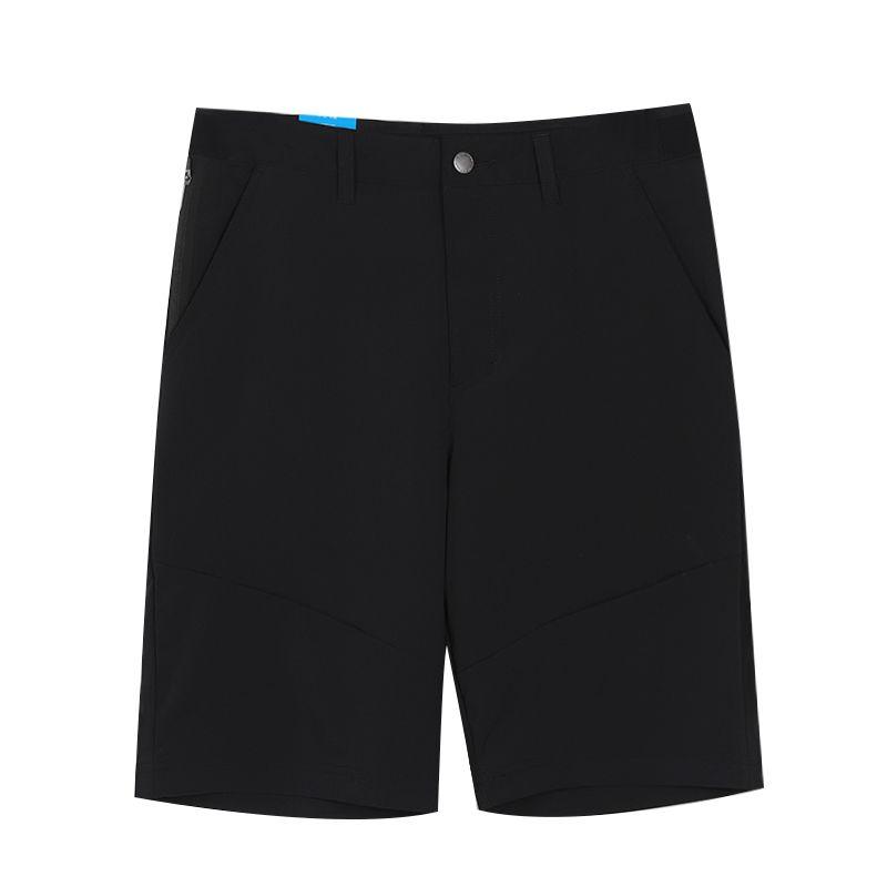 哥伦比亚columbia 男装 运动跑步训练健身舒适透气时尚休闲五分裤梭织短裤 AE0291010