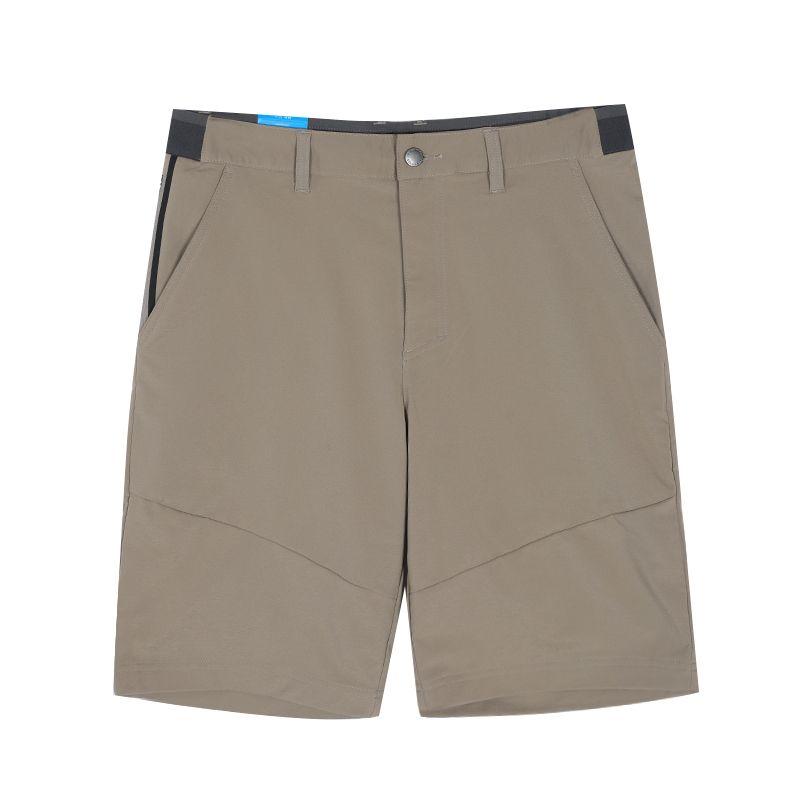 哥伦比亚columbia 男装 休闲时尚透气舒适耐磨梭织短裤 AE0291221