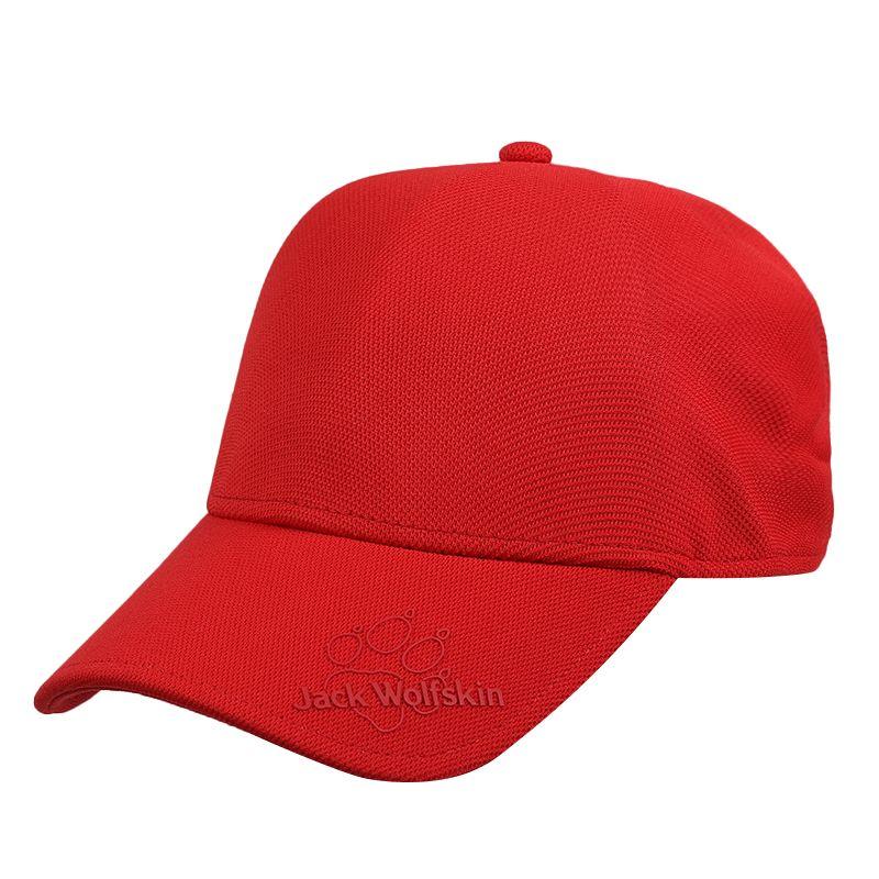 狼爪Jack wolfskin 男女 运动户外遮阳棒球帽 1907571-2505