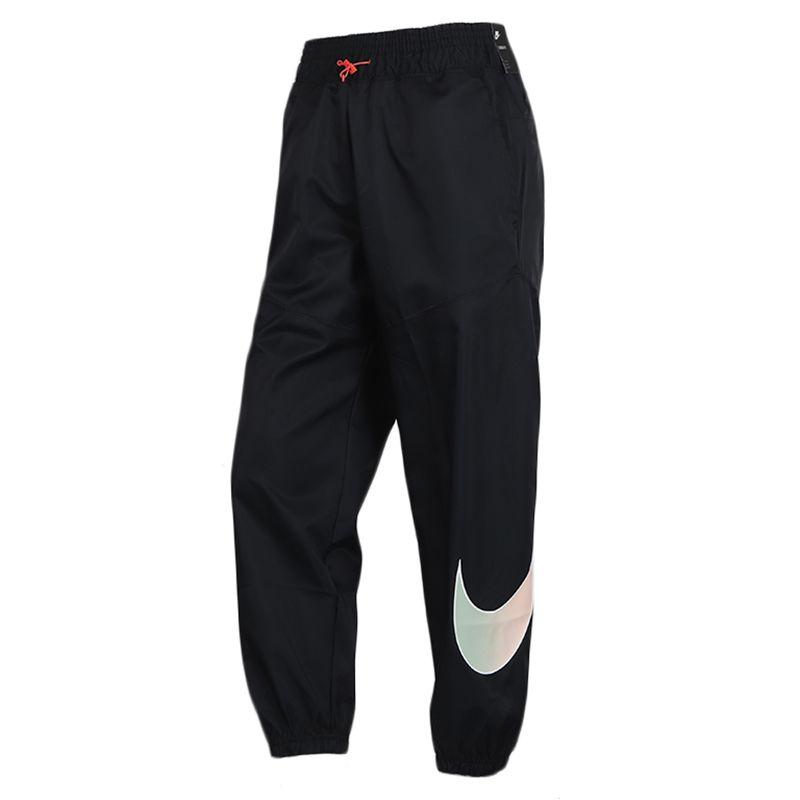 耐克NIKE 女装 跑步休闲训练收口长裤 CW4812-010