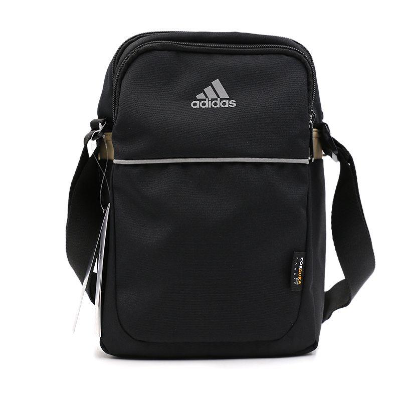 adidas阿迪达斯单肩包冬款 中性训练系列挎包单肩包AJ4231