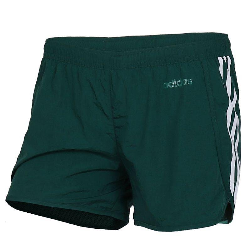 阿迪生活Adidas NEO  女装 健身跑步运动裤透气五分裤 FP7459