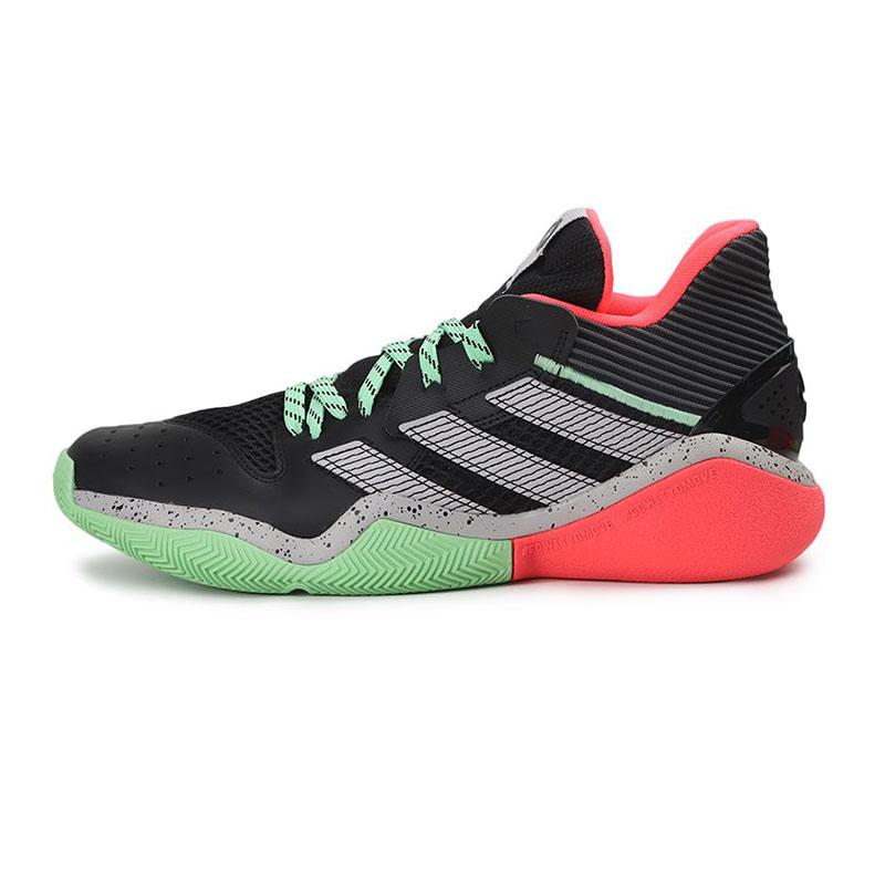 阿迪达斯adidas Harden Stepback 男鞋 透气休闲运动鞋 FW8486