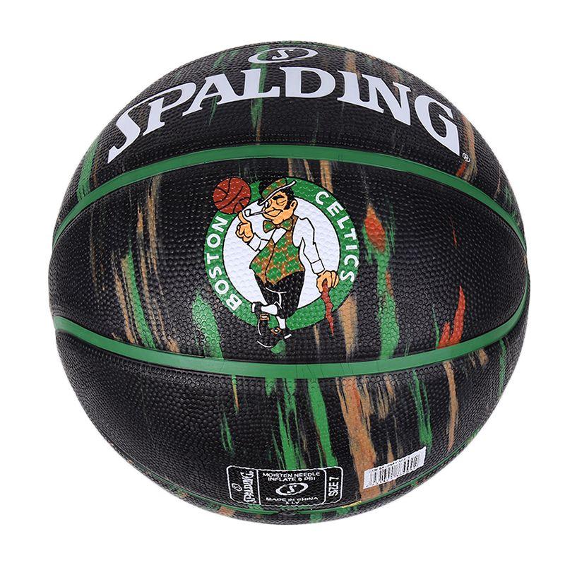 斯伯丁Spalding 大理石印花系列波士顿凯尔特人标准篮球 84-094Y
