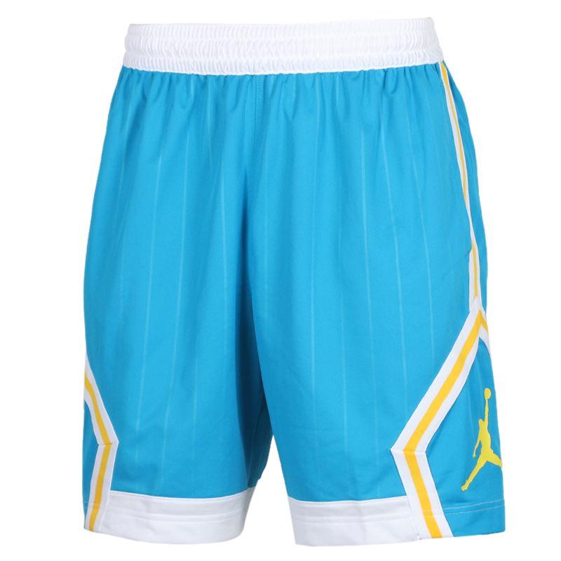 耐克NIKE AS JM DIAMOND STRIPED SHO 男装 运动五分篮球透气短裤 CD4909-446
