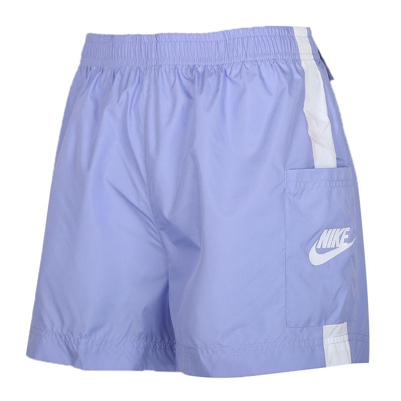 耐克NIKE AS  NSW SHORT WVN 女装 运动健身训练休闲透气五分裤 CJ1689-569