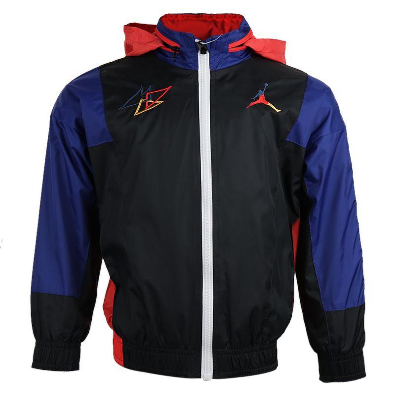 耐克NIKE 童装 2020秋冬新款耐磨透气儿童夹克外套  JD2032032GS-001