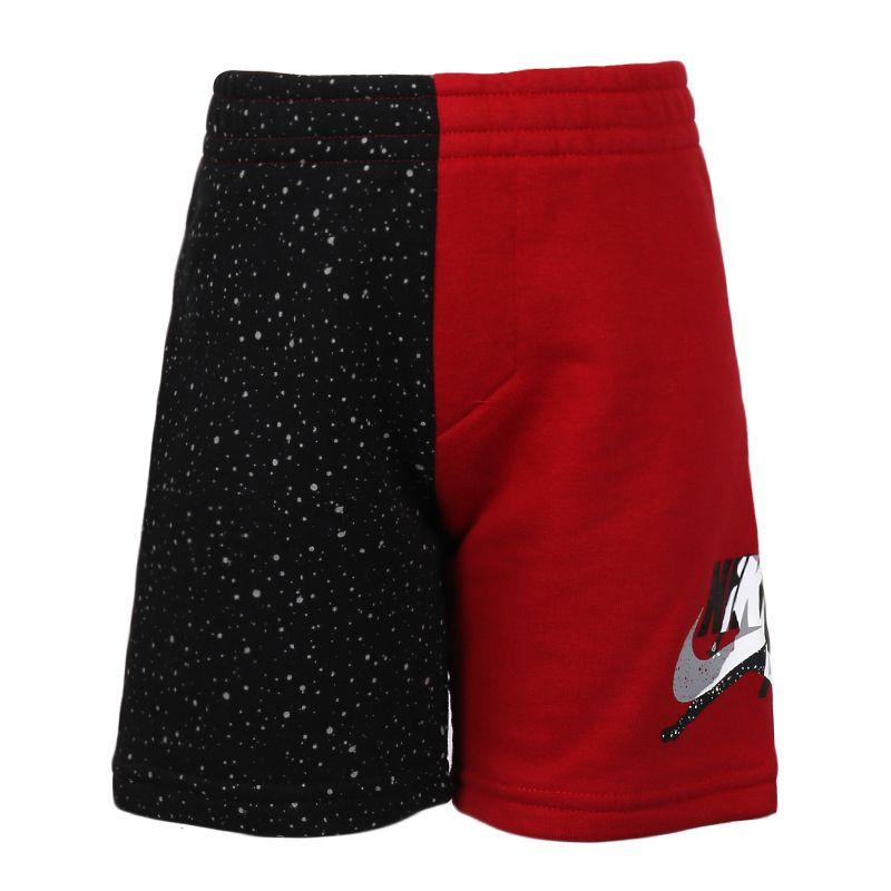 耐克NIKE 儿童 跑步运动裤健身舒适透气五分裤短裤  JD2022066TD-002