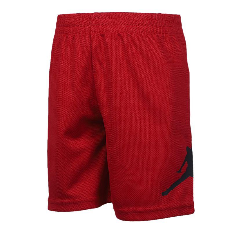 耐克NIKE 儿童 运动裤跑步训练健身舒适快干透气休闲五分裤短裤 JD2022072TD-003