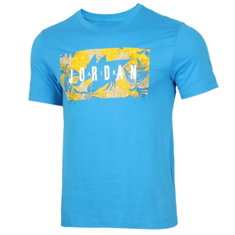 耐克NIKE 男装 JORDAN运动休闲半袖衫T恤 CQ2061-482
