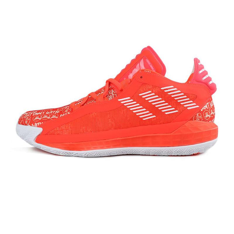 阿迪达斯adidas Dame 6 GCA 男女 利拉德6减震战靴运动鞋 EH2440