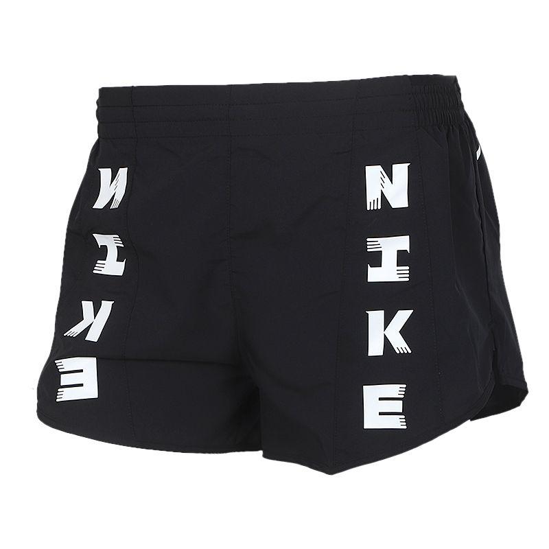 耐克NIKE 女装 跑步健身运动裤透气五分裤 CZ1620-010