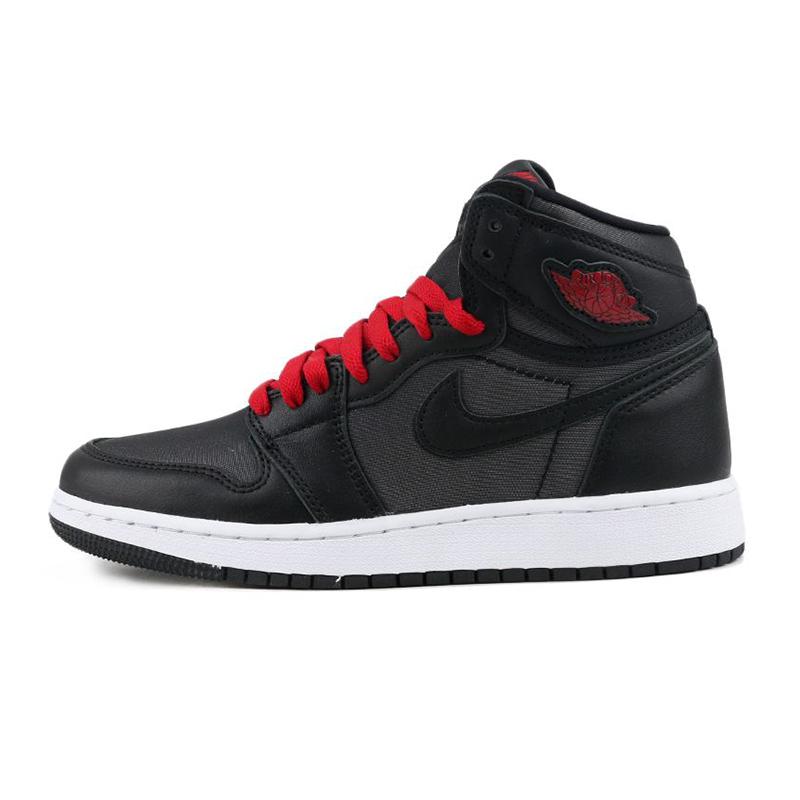 耐克NIKE 儿童 Air Jordan 1运动鞋轻便休闲鞋 575441-060