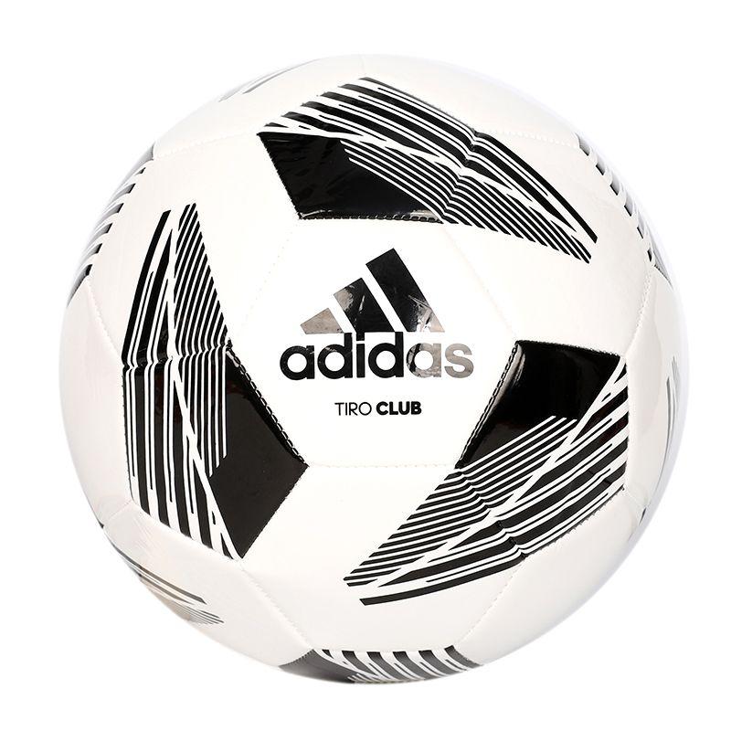 阿迪达斯adidas TIRO CLB 男女 成人5号耐磨pu皮比赛用球 FS0367
