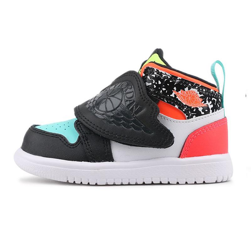 耐克NIKE  儿童  运动休闲鞋  BQ7196-009